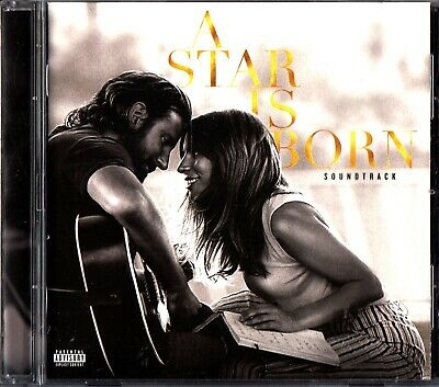A Star Is Born Soundtrack CD The Best Of Song from Lady Gaga/Bradley Cooper 2018