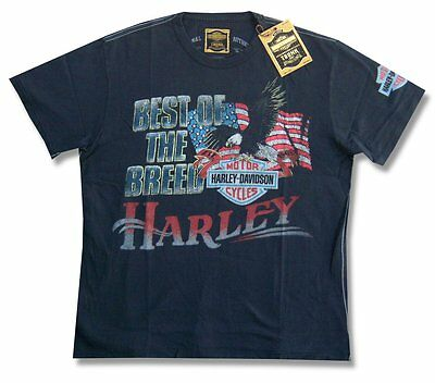Harley Davidson Trunk LTD Slick Operator Green Kids Youth T Shirt New Official