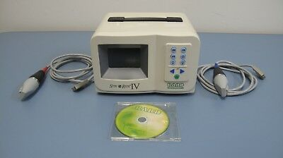 BARD Site Rite IV Ultrasound System With Two Probes 9 MHz & 7.5 MHz