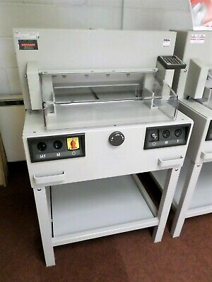 Ideal 4850-95-EP Guillotine