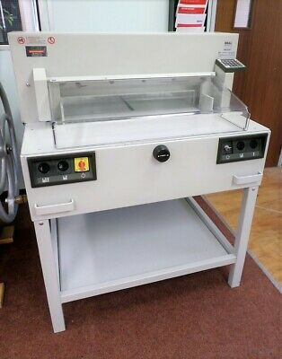 Ideal 6550-95 - EP Guillotine