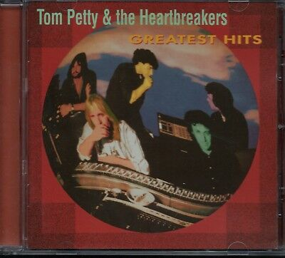 TOM PETTY & THE HEARTBREAKERS - Greatest Hits (1993) - CD Album *Best Of*
