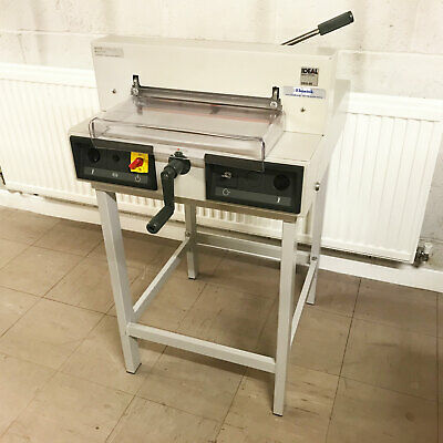 Ideal 3915 - 95 Guillotine