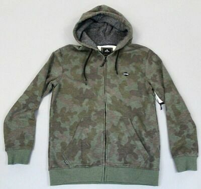 b8cfbca1ea $19.99 Buy It Now 14d 15h. See Details. Rip Curl Men's Destination  Camouflage Print Zip Up Hoodie AN3 Green Small NWT