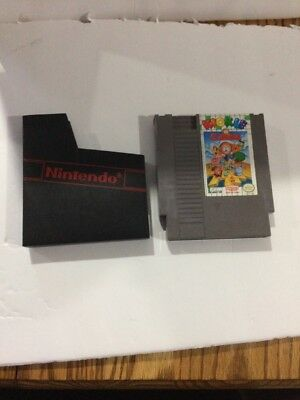 Kickle Cubicle NES (Nintendo Entertainment System, 1990) *Tested*