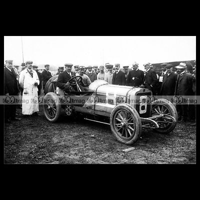N°4407 DELAGE photo grand prix de l'ACF 1908