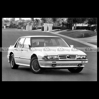 #pha.014152 Photo PONTIAC BONNEVILLE SSE 1990 Car Auto