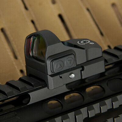 Tactical Venom Red dot Sight 2 Moa Reflex Scope Pistol Scope with 1913 Mount
