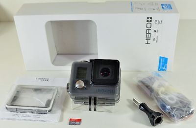 GoPro - Action Kamera HERO+ Plus 8 MP lion mit 32GB Karte *