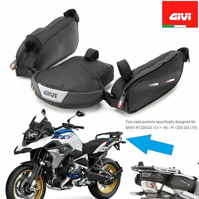 Borsa Tripla Sotto Portapacchi Specifica Bmw 1200 R Gs (K50) 2013-2018
