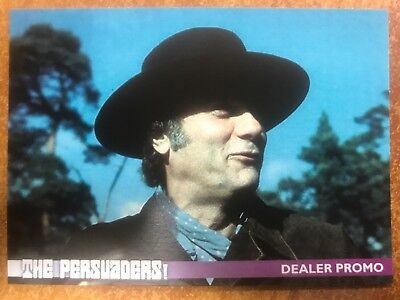 GP1 THE PERSUADERS! DEALER PROMO CARD