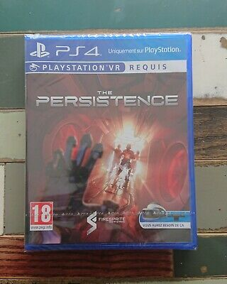 PS4 Jeux PlayStation 4 The Persistence / version Française / NEUF sous blister