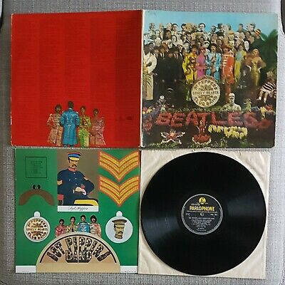 The Beatles-Sgt.Peppers Lonely Hearts Club Band-Parlophone/EMI Records 1967-MONO