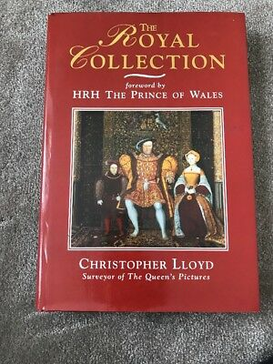 The Royal Collection By Christopher Lloyd Surveyor Of The Queens Pictures Hb