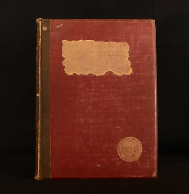 1885 Relics of Ancient Architecture Fairbairn Pagan Stoddart Illus Limited Ed