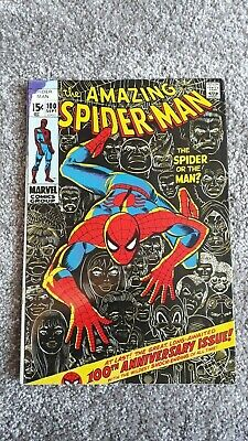 Marvel Comics The Amazing Spider-Man Number 100 -September 1971 - Original