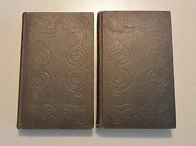 HISTORICAL AND STATISTICAL ACCOUNT OF NOVA SCOTIA 1829 in two vol.Halifax Canada