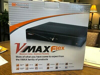 DIGITAL WATCHDOG VMAX Flex DW-VF16 16 Channel DVR 1TB HD