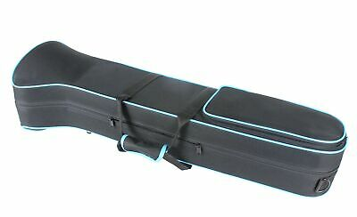 TENOR Saxophone CASE  - Wood / Black Faux Leather - Case ONLY