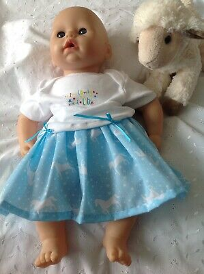 Dolls Handmade Clothes For Baby Annabell Or Similar