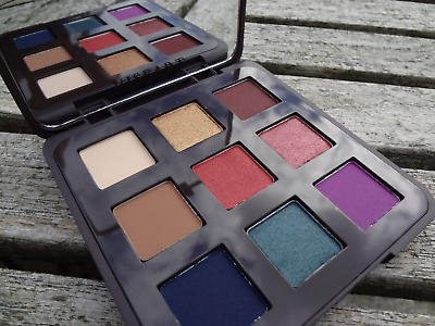 NEW LE VISEART Professional Makeup LIBERTINE 9 Colour Eyeshadow Palette