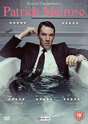 Patrick Melrose – TV MiniSeries DVD Drama