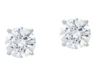 09515eeb3 DIAMONIQUE STERLING SILVER Set of 3 Round Stud Earrings - $10.95 ...