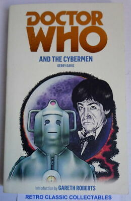 Doctor Who and the Cybermen - BBC Books Paperback  #1003