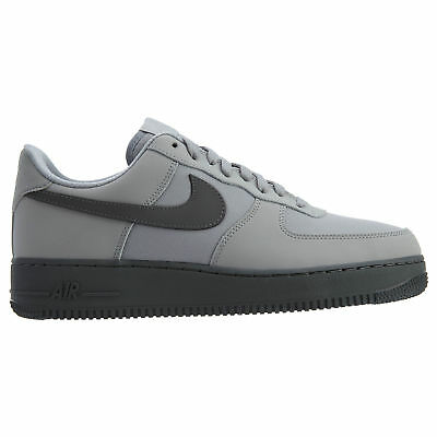 cheap for discount da84d 8ad1f Nike Air Force 1  07 TXT Mens AJ7282-006 Cool Wolf Grey Textile Shoes