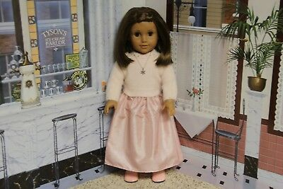 """American Girl 2001 """"Petal Pink Outfit"""" - COMPLETE - RETIRED - RARE - MINT - BOX"""