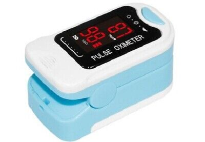 LED Finger Pulse Oximeter spo2 monitor Fingertip Oxygen Monitor
