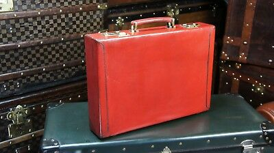 Tuscany Leather Raffaello Mallette medicale en Cuir Marron