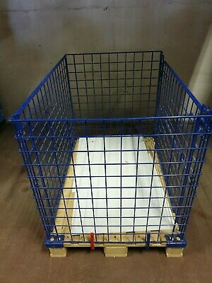 Grid Box Storage Box Grid Boxes Aufsatzgitter Frame Stackable Box