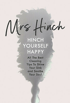 Hinch Yourself Happy - Cleaning Tips from Mrs Hinch Sophie Hinchliffe - Hardback