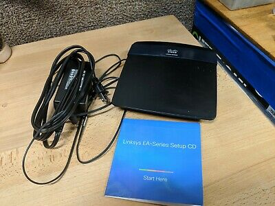 LINKSYS SMART WI-FI Dual Band Wireless Router N750 (EA3500-NP