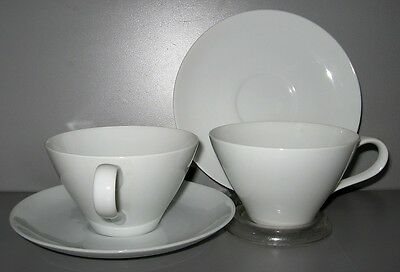 NORITAKE Angela Cook N Serve Cup Saucer Set of 4 Mint