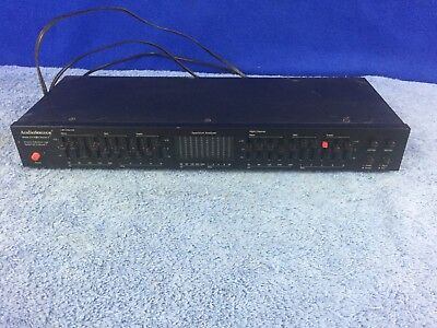 AudioSource EQ Eight/Series II Graphic Equalizer