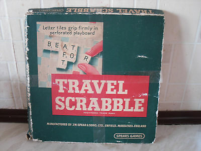 Scrabble Travel Spare game pieces -  choose your letter