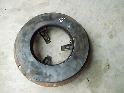 "Allis Chalmers AC WD45 WD 45 Tractor 10"" engine motor clutch assembly AC 45"
