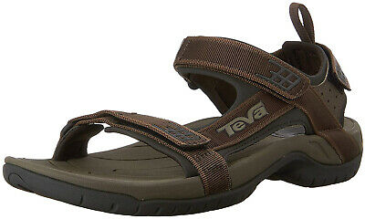 Fitness & Jogging Teva Tanza Mens Sandals Black