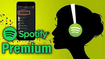Spotify Premium Subscription Worldwide