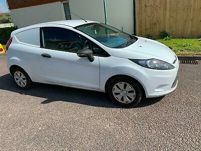 Ford Fiesta van 2011 1.6TDCi 95PS Stage V II ECOnetic