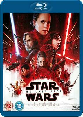 Star Wars: The Last Jedi (BLU-RAY) (2017)