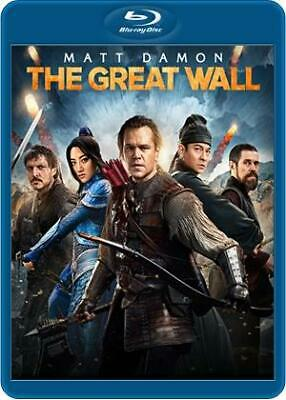 The Great Wall (BLU-RAY) (2016)