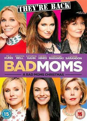 A Bad Moms Christmas Movie Poster.A Bad Moms Christmas 2017 Original Uk Quad Double Sided
