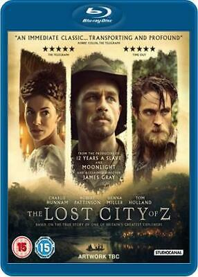 The Lost City of Z (BLU-RAY) (2016)