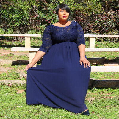 7499ab42f69 Ever-Pretty Mother of Bride Gowns Plus Size Long Evening Homecoming Dress  07412