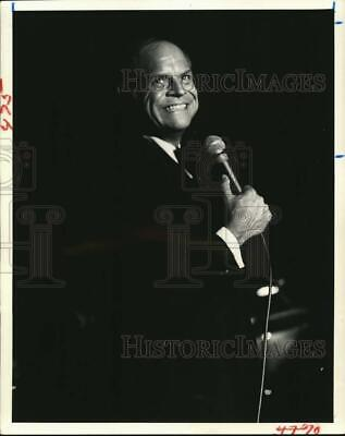 1972 Press Photo Comedian Don Rickles - hcp46587