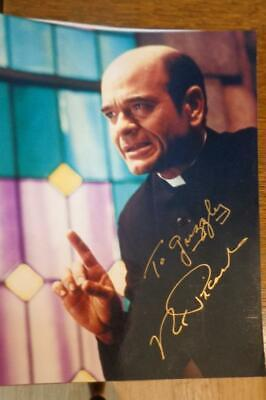 Robert Picardo As The Doctor Autograph in Star Trek Voyager 2000 8 x10 NO COA