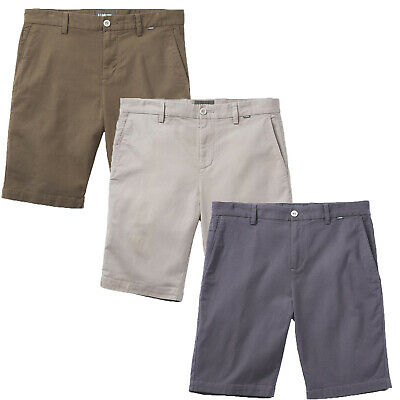 Linksoul Golf Garment Dyed Canvas Bamboo Short LS6112 - Pick Size & Color!